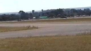 Impala vs. Showdown Rocket Car