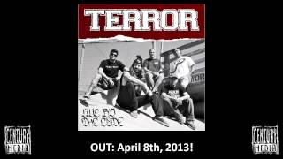 TERROR - Live By The Code (OFFICIAL ALBUM TRACK)