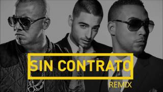 Sin Contrato (Remix) Maluma Ft Wisin y Don Omar