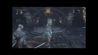 Fuck this shit I'm out (Bloodborne)