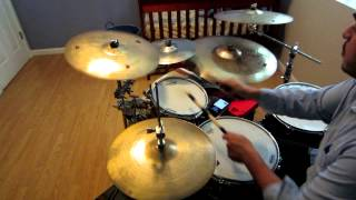 Jesus Culture - Rooftops [drumCover]