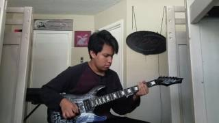 Crown The Empire - Aftermath - Guitar Cover