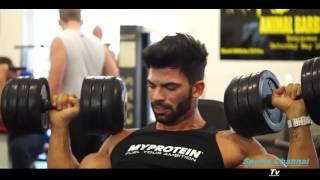 Sergi Constance - Shoulder Workout Motivation