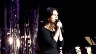 """Blue Jeans"" - Lana Del Rey live @ Brixton Academy, London, UK 24 July 2017"