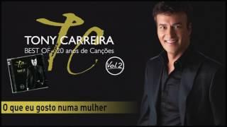 Tony Carreira - O que eu gosto numa mulher
