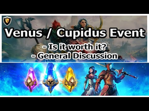 RAID Shadow Legends | Venus / Cupidus Event | Is it worth it?