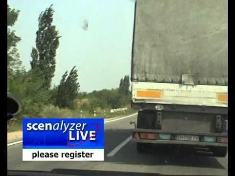 2500 km Tour Ukraine / Mukolaiv. Region. Part2.avi