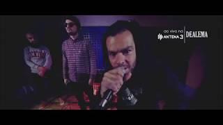 Dealema - Mais Uma Sessão | Ao vivo na Antena 3 | Antena 3