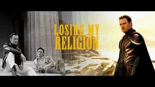 (x-men) charles & erik | losing my religion