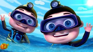 Zool Babies Series - Deep Sea Rescue | Videogyan Kids Shows | Cartoon Animation For Children