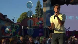 Benjamin Ingrosso – Do you think about me  - Sommarkrysset (TV4)