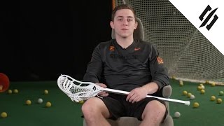 Kevin Rice | Weapon of Choice | Mark 2A Head, Type 3x Mesh, and Metal 2 Shaft | StringKing
