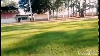 Treino Bruto de explosão para os 100 metros rasos com Bruno Rodrigues Junqueirópolis