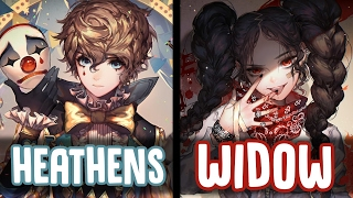 Nightcore - Black Widow x Heathens (Switching Vocals)