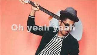 Bruno Mars - Locked Out of Heaven (Lyrics)