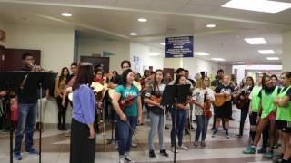 Chapin Mariachi sings Las Mananitas