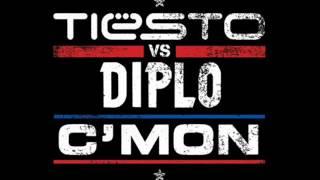 Tiesto Vs Diplo-C'Mon DJ HERO 2