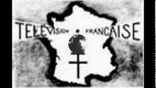 Evolution du logo ''TF1''