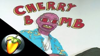 Tyler The Creator - Find Your Wings (Cherry Bomb Instrumental Remake FL Studio)