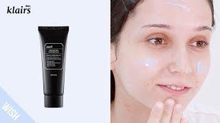 Perfect Cream to Strengthen Weakened Skin Barrier & Soothe Skin | KLAIRS Midnight Blue Calming Cream