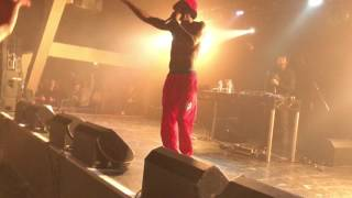 hopsin savageville tour 2017 uk all your fault clip 1 (live)