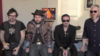 Rival Sons Q&A - What's it like sharing the stage with Black Sabbath? (Part 3 of 7)