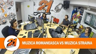 Muzica romaneasca vs muzica straina