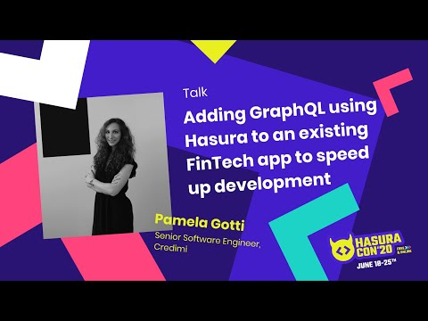 Adding GraphQL Using Hasura To An Existing FinTech App to Speed Up Development