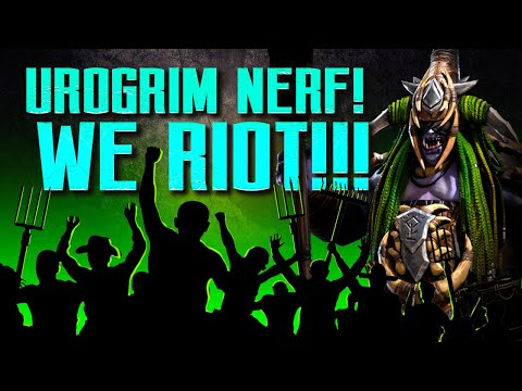 New Amazing Epic Urogrim Must Not Be Touched! Raid Shadow Legends