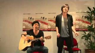 2011.08.13 SPYAIR - BEAUTIFUL DAYS (Acoustic ver.)