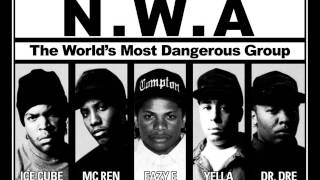 N.W.A - Fuck Tha Police but Verbose