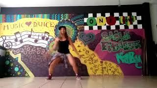 Shake your BAM BAM RDX coreografía