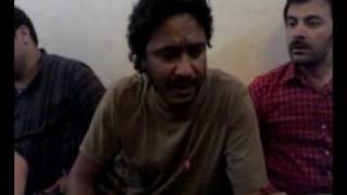 Asghar Khan Reciting Tanga Veeran Diyan At My Home