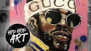 Hip Hop Art: 2 Chainz