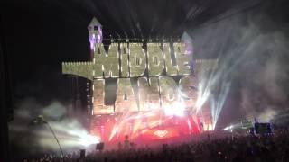 SLANDER Live at Middlelands 2017 Clip 1080p