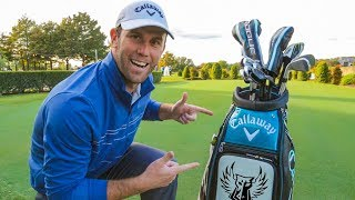WHAT'S IN MY BAG 2018 | Brodie Smith Golf