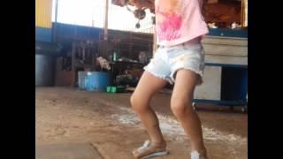 Dançando funk 3 anos