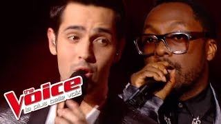 The Voice 2013 | Yoann Fréget & Will.i.am - I Gotta Feeling (The Black Eyed Peas) | Finale