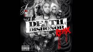 Anuel AA ft magazeen, alexis y angel doze - death before dishonor Remix