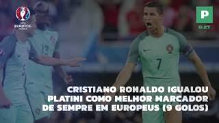 30 Segundos com Playmaker - Meias-finais do Euro 2016