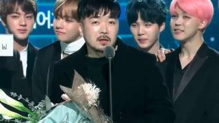 [ALL CUT] BTS  at Gaon Chart Kpop Awards 2017 PART 1/2 width=