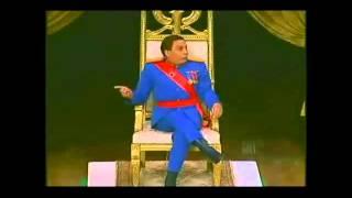 توزيع جديد لاغنية علي الحجار- احنا شعب وانتو شعب مسخررررررة