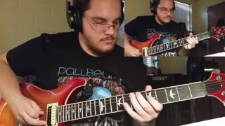Coheed and Cambria - Ten Speed (Of God's Blood and Burial) | Guitar Cover