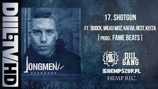 Jongmen - Shotgun feat. Dudek P56, Wilku WDZ, Kafar, Rest, Kłyza (audio) [DIIL.TV]