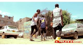 Teknomiles - Wash [Official Dance Video] by South Sudan Dance Crew
