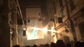 Berghain Resident Ben Klock im MMA Munich