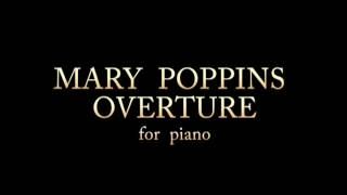 Mary Poppins (1964) Overture for piano