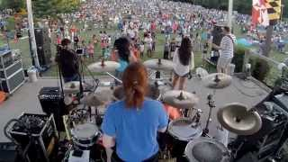 "Toby Keith ""Who's Your Daddy"" by Oracle (LIVE DRUM CAM)"