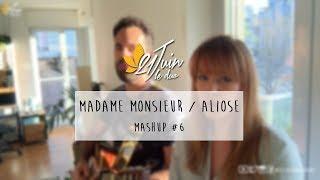 """MASHUP #6 : """"Mercy"""" - MADAME MONSIEUR & """"Viens la nuit"""" - ALIOSE (par 21Juin Le Duo)"""