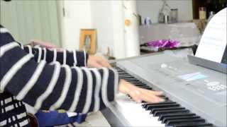DVBBS & Borgeous - TSUNAMI (Hasit Nanda Piano Cover)